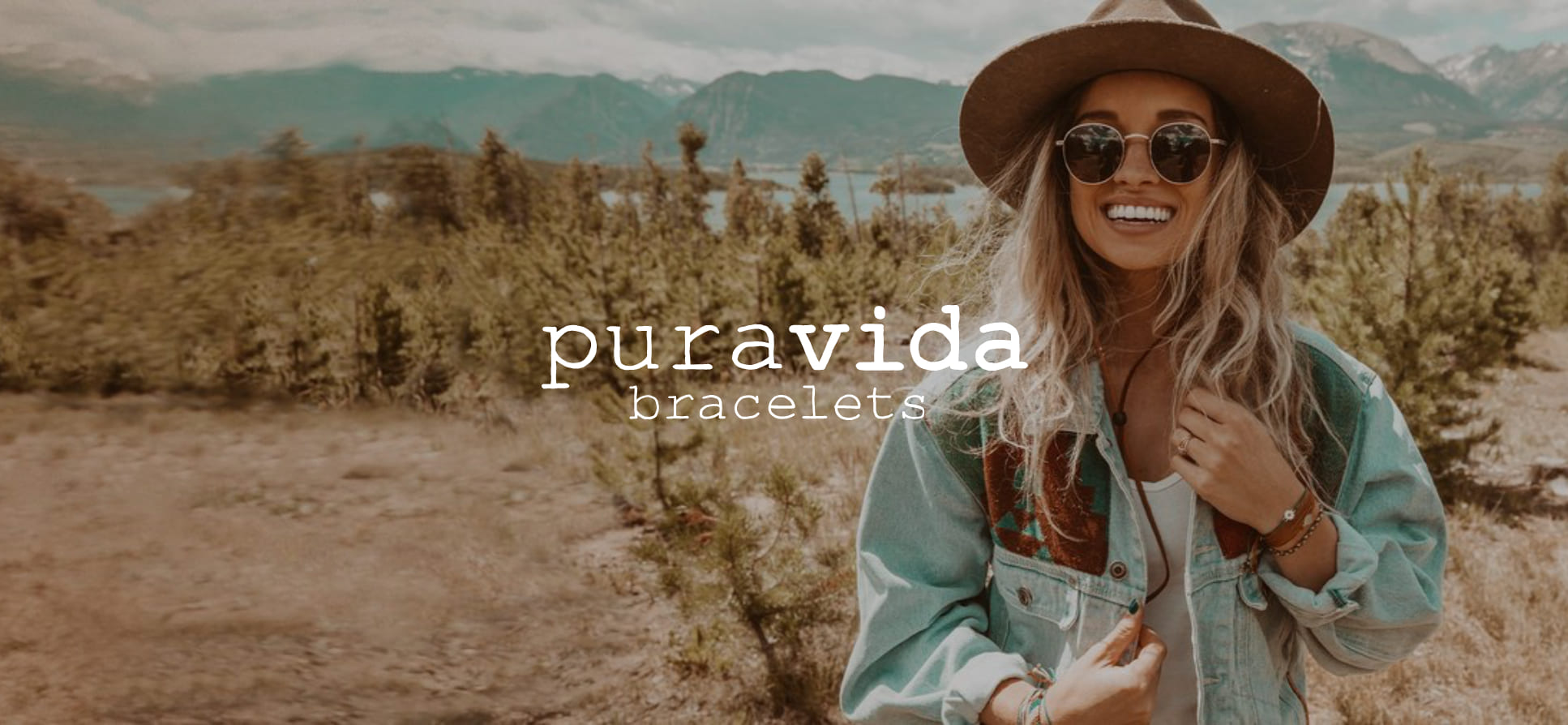 pura vida hero background - referral program talkable
